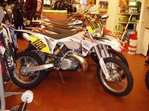 KTM EXC 250-12 2-takt