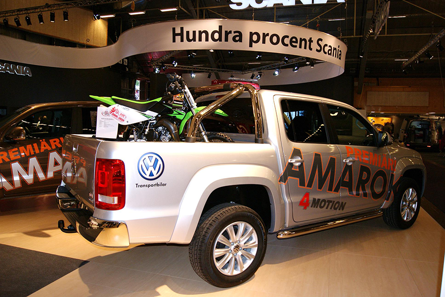 Jönköpings mässa Volkswagen