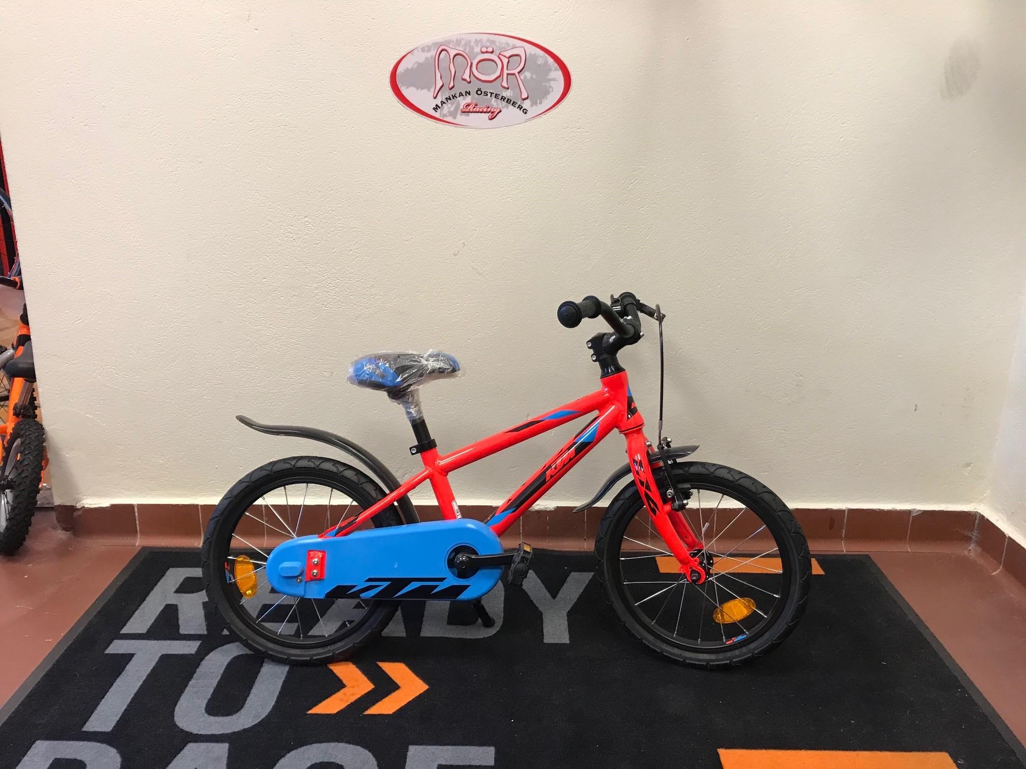 KTM kid 1,16 orange